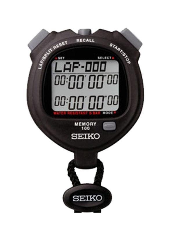 SEIKO Timers Stopwatch w Timekeeper